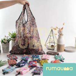 RUMAUMA Shopping Bag Kantong Belanja Ecofriendly Mini Lipat Murah