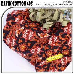 MUKA IG bahan kain cotton katun batik kemeja murah per 50 yard cat 19