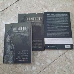 Buku Murah - Who Made God