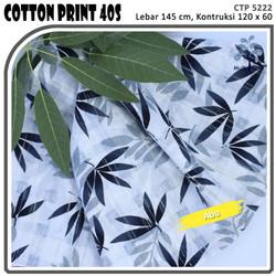 MUKA IG bahan kain cotton katun kemeja murah per 50 yard cat 20