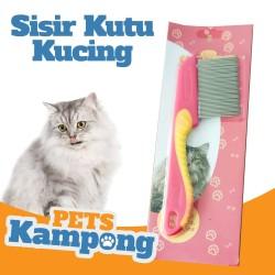 Sisir Kutu Kucing Cat Flea Comb