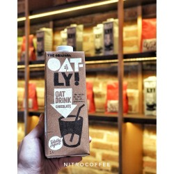 The Original OATLY - OAT drink Chocolate