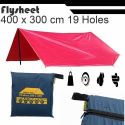 Flysheet Ultralight 3x4