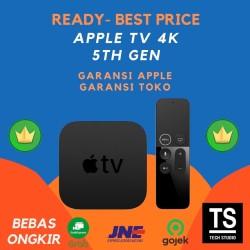 (READY STOCKS) Apple TV 4K 5th Gen 32GB Garansi Apple Resmi 1 Tahun - 32GB