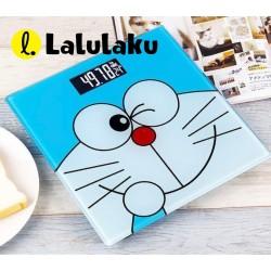 Lalulaku Timbangan badan digital karakter doraemon hello kitty kartun - Hello Kitty