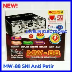 Ampli PIRO MW88 - Amplifier Walet MW-88