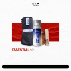 Natural Shoe Cleaner/Essential Kit/Cleaner Foam