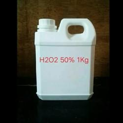Hidrogen Peroksida 50% / H2O2 50% (1KG)