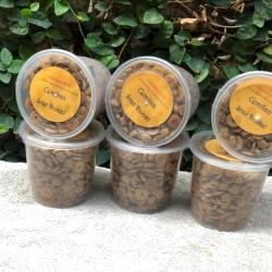 snack cemilan hamster donat bintang / makanan landak