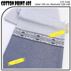 MUKA IG bahan kain cotton katun kemeja murah per 50 yard cat 22