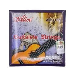 Alice ACU108 Clear Nylon Senar Guitalele Strings
