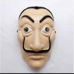 Money Heist La Casa De Papel Topeng Mask Salvador Dali Netflix Cosplay