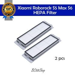 Xiaomi Roborock S5 Max S6 HEPA Filter (sparepart) - 2 pcs