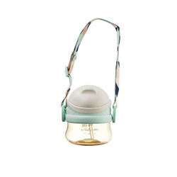 Babycare - Mini Sippy Cup with Strap PPSU 80ml WHITE