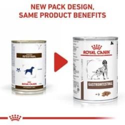 Royal Canin Vet Gastro Intestinal Dog Canned 400gr