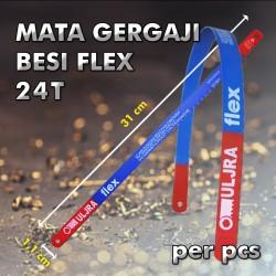 "Mata Gergaji Besi Flex / Hacksaw Blade 12"" / 12 INCH 24T"