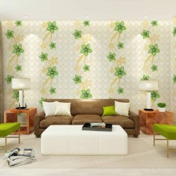 Jual Wallpaper Dinding Ruang Tamu Murah Harga Terbaru 2020