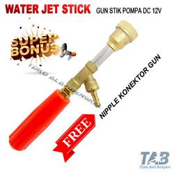 Gun Sprayer Spray Gun Water Jet Stik Cuci Steam Doorsmeer Pompa dc