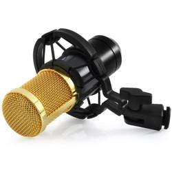 Mic Recorder Condenser Laptop Karaoke Smule BM800 Microphone Condensor