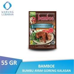 [PACK] Bamboe Bumbu Ayam Goreng Kalasan 55 GR