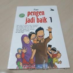 Komik PJB 1 2 3 4 ( PENGEN JADI BAIK 1234 ) SQU Jual Buku Islami Anak