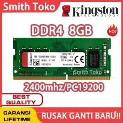 RAM KINGSTON LAPTOP SODIMM DDR4 8GB PC 19200 RAM 2400 MHZ