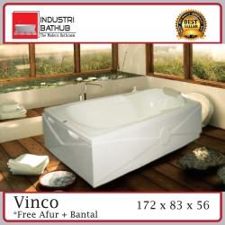 Industri Bathtub Standing Spa VINCO Marble