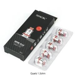 KOIL SMOKE RPM 40 QUARTZ 1,2 OHM RPM COIL HARGA 1 PCS