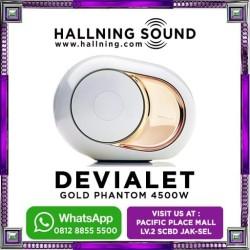 Devialet Gold Phantom 4500 watt