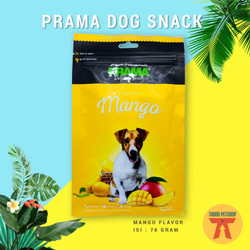 CEMILAN / MAKANAN / SNACK Anjing PRAMA DOG SNACK VEGETARIAN COLLECTION