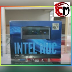 Intel NUC 10i3FNH Barebone ( No HDD, No Memory )
