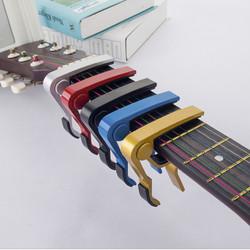 Capo gitar / Guitar capo / Capo guitar / Gitar Capo - Merah