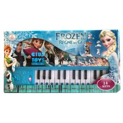 Mainan Musik Piano Frozen No.1720D2