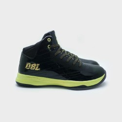 Sepatu Basket DBL - AZA Fundamental II - Yellow - 41