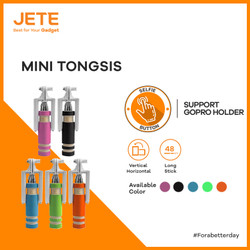 Tongsis JETE Mini Kabel