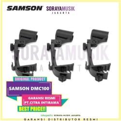 SAMSON DMC100 (3-PCS) Mic Clip Drum