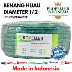 Selang Air PROPELLER hijau benang 1/2 inch
