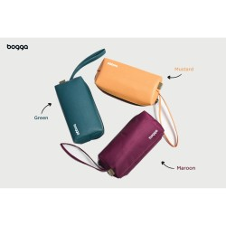 Bogga Tas mini Travel Handy Pouch Waterproof Premium