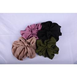 Bogga Scrunchie Ikat Rambut Cepol Hijab Premium
