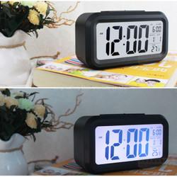 Jam Weker Pintar Jam Meja Digital / Digital Smart Alarm Clock jam1019