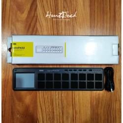 Korg Nanopad 2 Black Drum Pad Controller