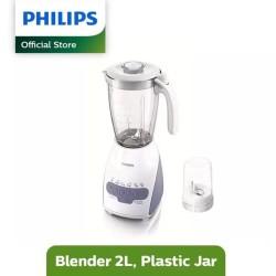 Philips Blender 2L Plastic HR2115/00 - Lavender