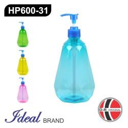 IDEAL HP600-31 Botol Pompa 600 ml (Hand Pump Bottle)
