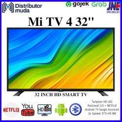 Xiaomi Mi TV 4 32 Inch Android LED Smart TV