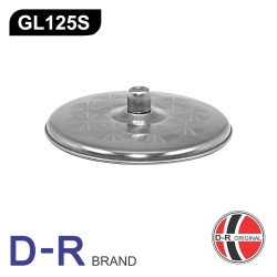 Tutup Gelas Stainless Besar Diameter 8cm IDEAL GL125S