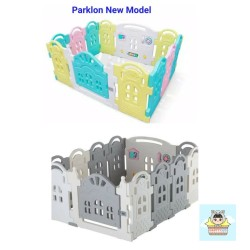 Parklon Fence 10+2 New Series Pagar Anak Bayi Like Cobyhaus Fences