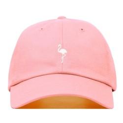 FLAMINGO BASEBALL CAP (TOPI) - PRIA&WANITA