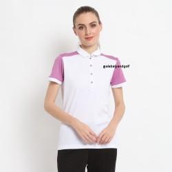Ping Women Polo Shirt Golf Original - Baju Golf Cewek Branded SALE 771 - S