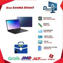 Asus E410MA BV001T   N4020 4GB 512ssd W10 14.0 Backlit