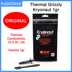 Thermal Grizzly Kryonaut Thermal Paste 1gr Pasta Grease